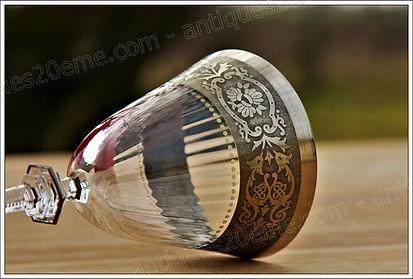 Service cristal Baccarat Vendôme