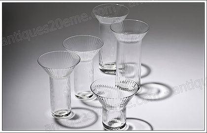 Service cristal Hermès Chandernagor