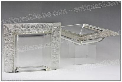 Articles et accessoires cristal Lalique