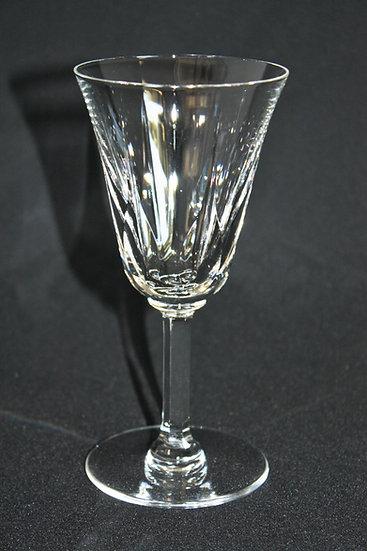 Verres service en cristal Saint-Louis Cerdagne St Louis crystal