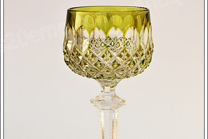 Service cristal Baccarat Libourne