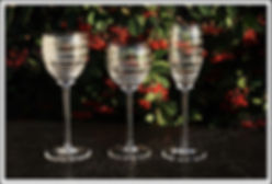 Service cristal Hermès Fanfare