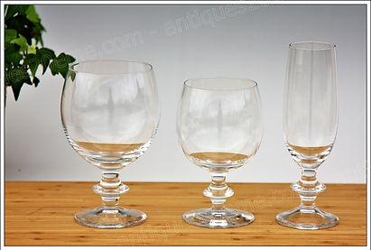 Service cristal Daum Beaune