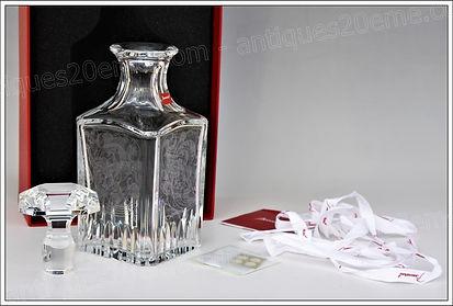 Service de verres cristal Baccarat Parme
