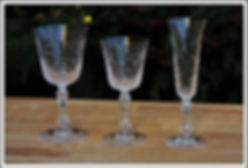 Veres service cristal Saint Louis Virginia