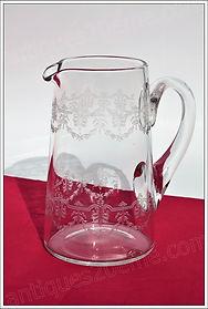 Service cristal Baccarat Beauharnais
