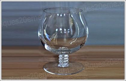Service cristal Lalique Kobé