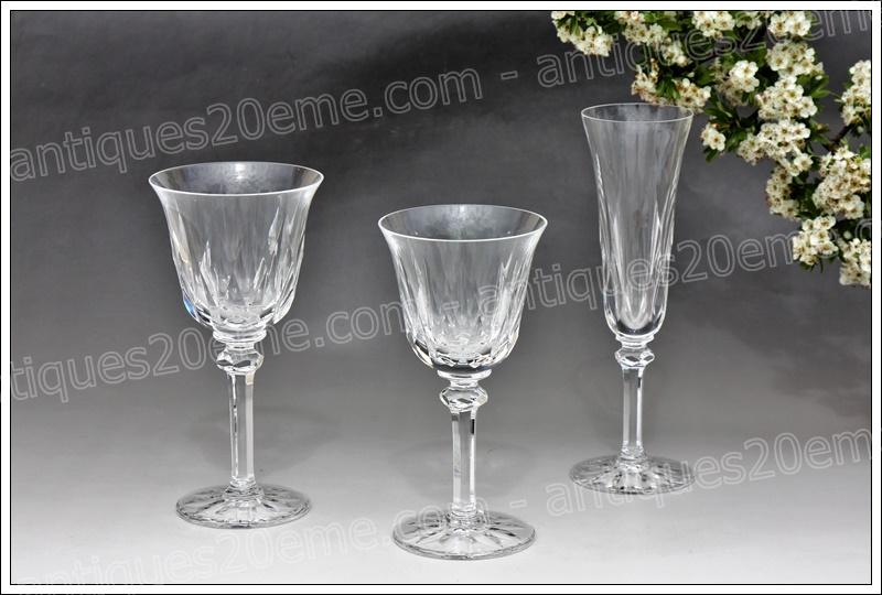 Service cristal St Louis Provence