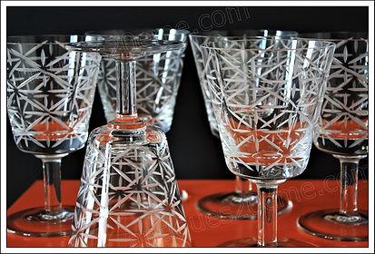 Service cristal Hermès Tam-Tam