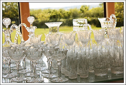 Verrs service cristal Saint Louis Tommy