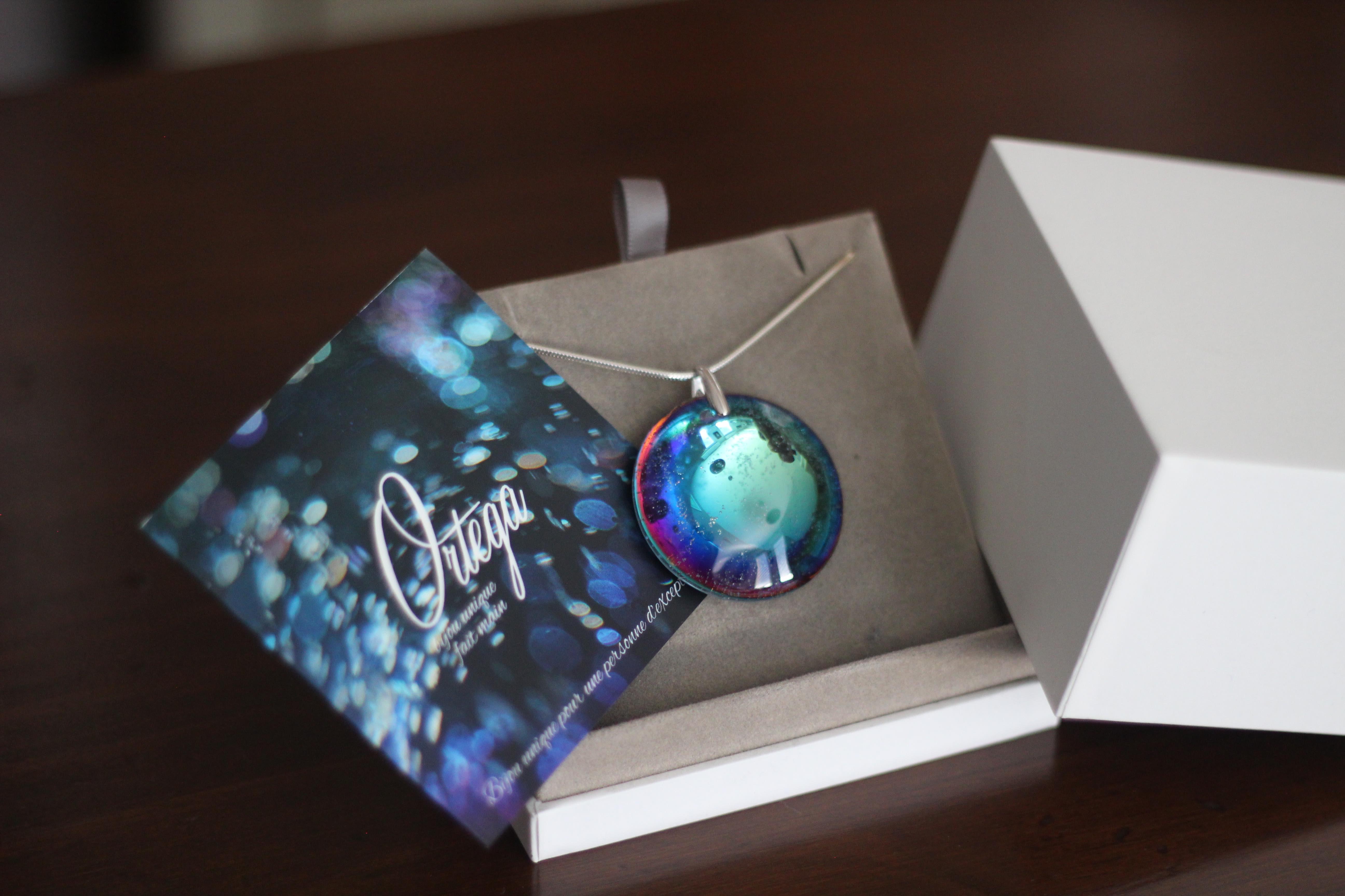 Bijou cristal Loïc Ortega