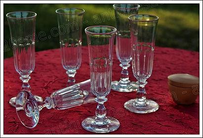 Service en cristal Baccarat Chaulnes