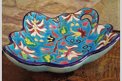Céramique émaux de Longwy