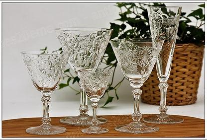Service cristal Baccarat Marennes