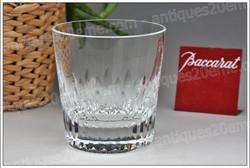Seau à glace en cristal de Baccarat modèle Cassino