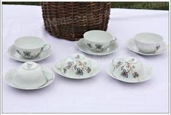 Tharaud Ankara Limoges porcelain