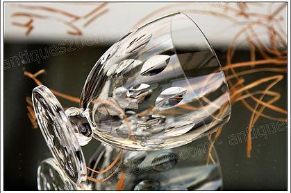 Service de verres en cristal Lalique Bocage