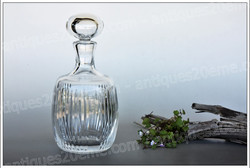 Carafe à whisky cristal St Louis Nice
