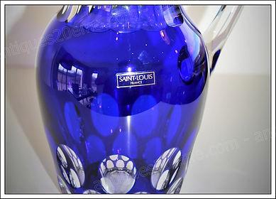 Verres service cristal Saint Louis Numance
