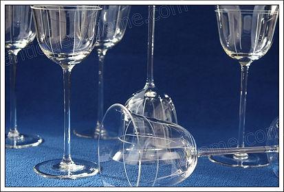 Service cristal Hermès Ibis