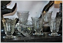 Baccarat Elisabeth crystal glasses