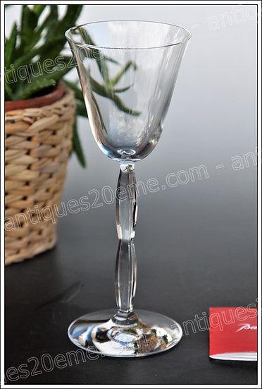 Verre à eau du service en cristal Baccarat Onde, Baccarat crystal water glass