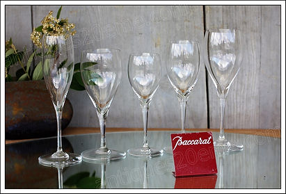 Service cristal Baccarat Saint Rémy