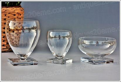 Service cristal Baccarat La Croisette