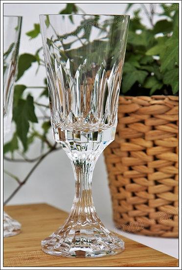 Verre à vin du service en cristal Baccarat d'Assas, Baccarat crystal wine glass
