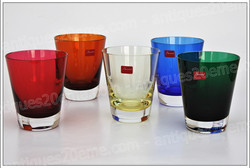 Baccarat Mosaïque crystal glasses