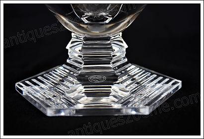 Service cristal Baccarat Orsay