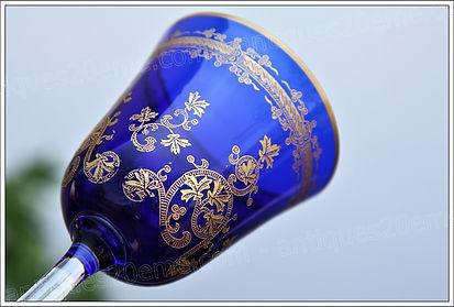 Service verres en cristal de Baccarat modèle Toscane