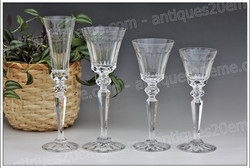 St.Louis Excellence crystal glasses