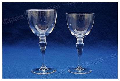 Verres service cristal St Louis Grand-Lieu