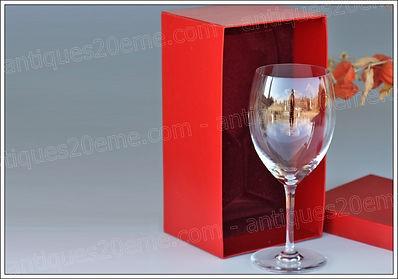 Verre cristal Baccarat Saint-Emilion