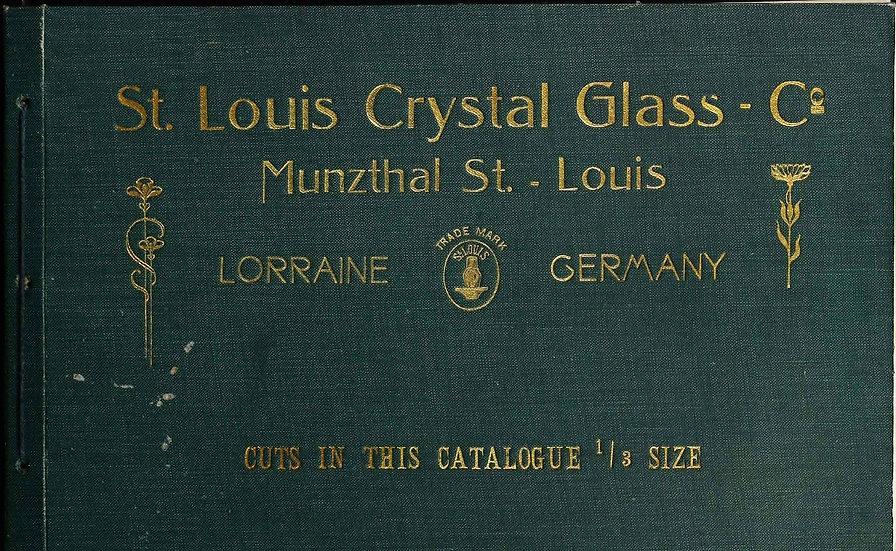 Catalogue Saint Louis 1900, spécial USA - 1900 Special USA St. Louis catalog