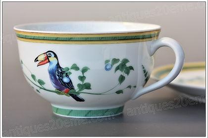 Services porcelaine de Limoges Hermès