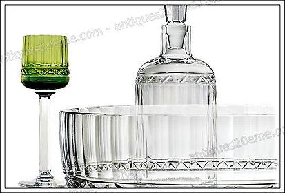 Service cristal Hermès Iskender