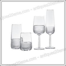 Service cristal Hermès Intervalle