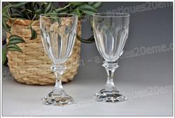 St.Louis Chambord crystal glasses
