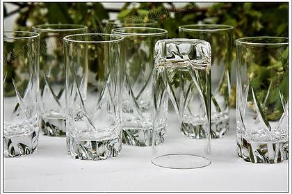Service cristal Daum Bleneau