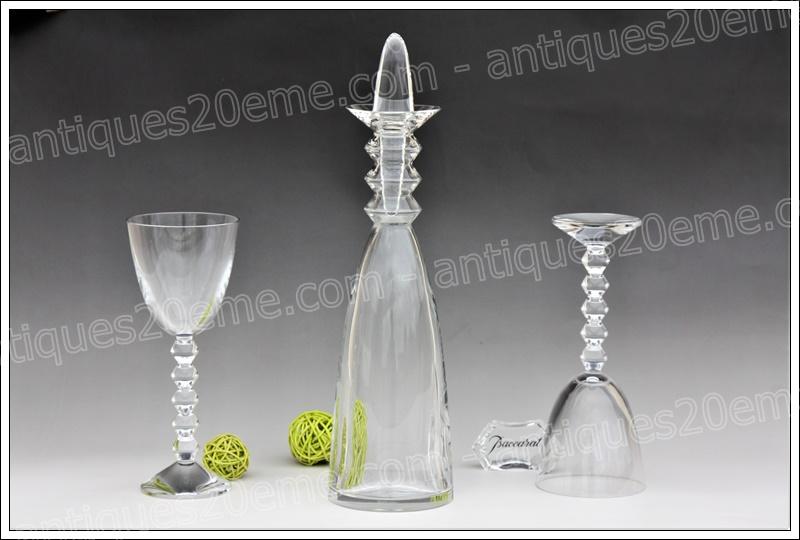 Carafe en cristal Baccarat Vega