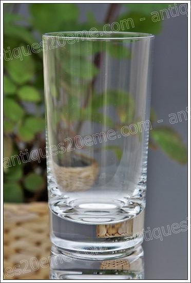 Chopes en cristal de Baccarat modèle Perfection, Baccarat crystal highball glasses