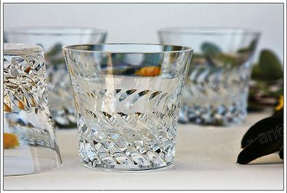 Service cristal Baccarat Gloria