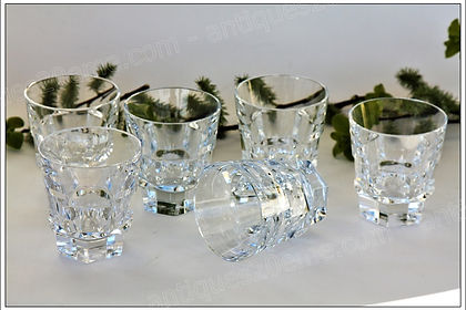 Service cristal Baccarat Abysses