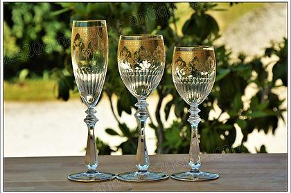 Service cristal Baccarat Prestige