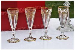 Baccarat Empire crystal flutes