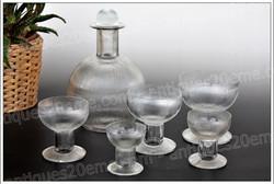 Service cristal Lalique Wingen