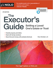 The Executor's Guide to Settling and Est