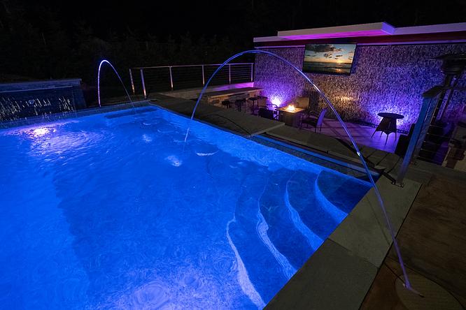 Gunite Pool Hampton Bays